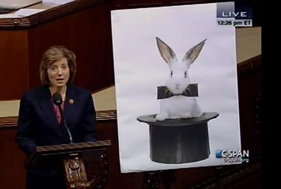Congresswoman Vicky Hartzler. - VIA YOUTUBE