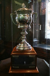 The Lady Byng Memorial Trophy would look swell on Unreal's desk, n'est-ce pas? - FLICKR.COM/PHOTOS/BRJ_BRINGIN_THE_SHIT_UP_IN_HERE_BITCHES
