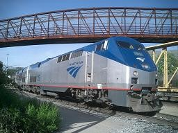 Amtrak: Now free to move about Missouri.