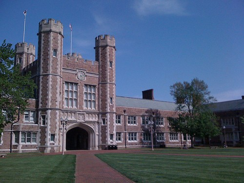 Washington University wins the 2013 title for Smartest College in America. - GRABADONUT ON FLICKR