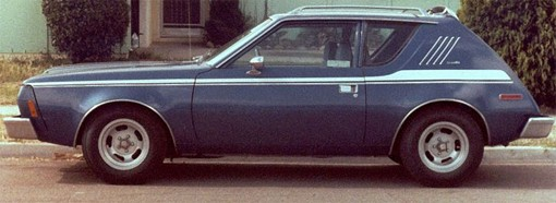 The AMC Gremlin is one of 10 popular compact cult cars.