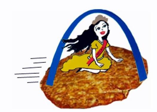 Becky, Queen of Pizza
