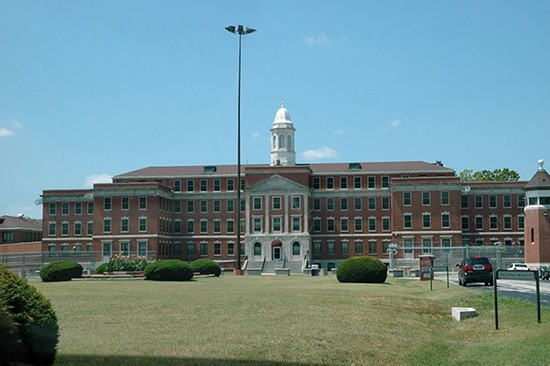 United States Medical Center for Federal Prisoners - WIKIMEDIA COMMONS