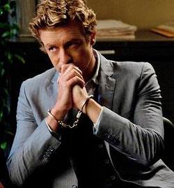The Mentalist, not Jordan Harper