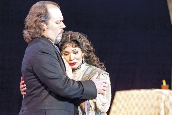 UAO stages one of opera's greats. - JOHN LAMB