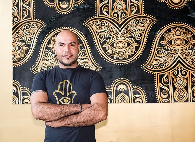 Chef/owner Ahmad Hameed. - MABEL SUEN