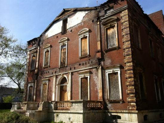 Clemens House. - COURTESY OF BILL HANNEGAN