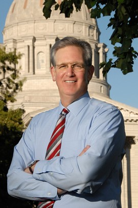 Missouri Governor Jay Nixon: He's no Scott Walker.