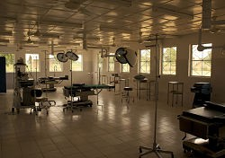 Inside the Danja Fistula Center. - IMAGE VIA