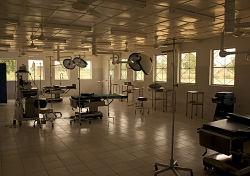 Inside the Danja Fistula Center. - IMAGE VIA