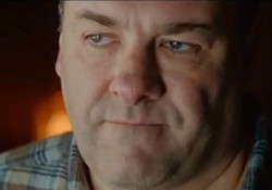 This is James Gandolfini. He has passed away. We're not sure who KSDK is talking about. - YOUTUBE MOVIECLIPSTRAILER