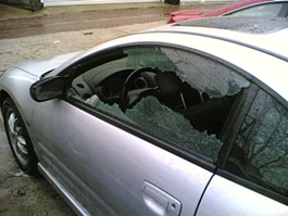 The group is charged with dozens of smash-and-grabs.