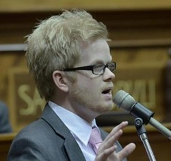 State Representative Caleb Rowden. - VIA FACEBOOK