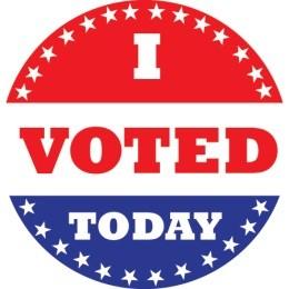 Don't be a goat! Cast your vote! - IMAGE VIA