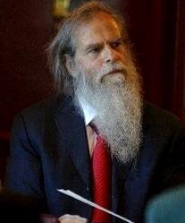 Big beard, big problems: KV's former CEO Marc Hermelin - IMAGE VIA