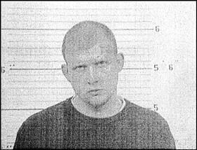 Mugshot of Reggie Allen, taken in 2005 - ST. CLAIR COUNTY COURTS