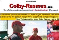 Colby's Web site... - COLBY-RASMUS.COM