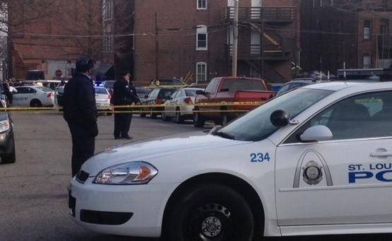 St. Louis police / file photo. - SAM LEVIN