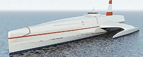 Super-fast hovercraft? This thing just keeps getting weirder... - IMAGE VIA