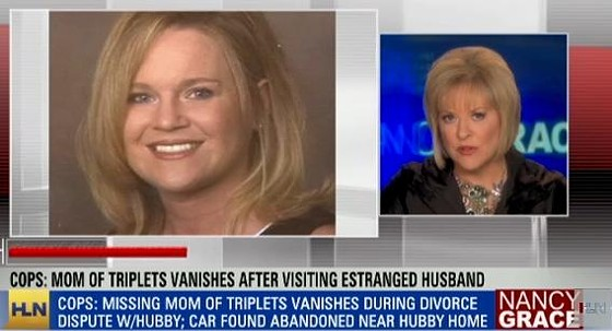 Look out world! Nancy Grace is on the case!