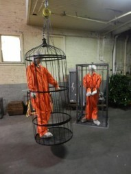 Cages at The Facility - PHOTO BY MELISSA MEINZER