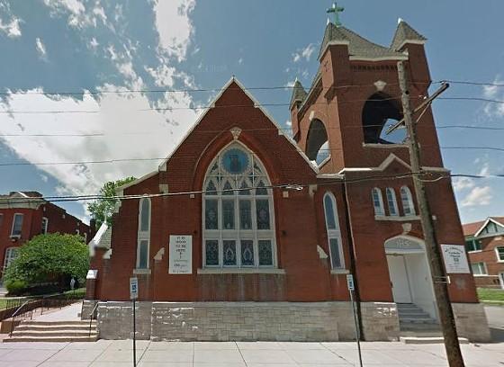 St. Cronan Church where Joseph Ross is accused of molesting Jane Doe.