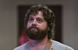 Zach Galifianakis: bro-dawg, beardo, and apparently huge environmentalist.