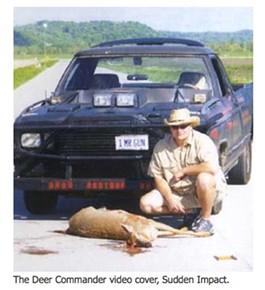 A screen capture of Jarrod Lee Hayn and his handiwork on stltoday.com