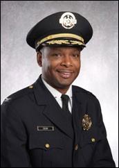 Police Chief Dan Isom: Headed to UMSL - IMAGE VIA
