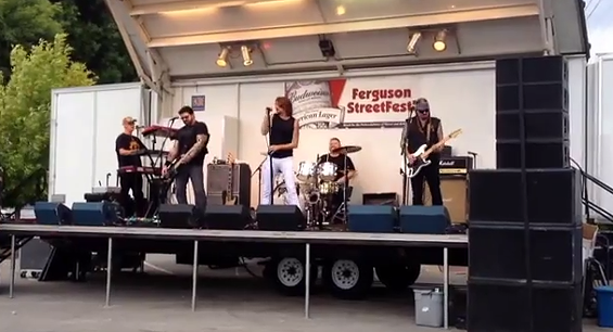 StreetFest in Ferguson is postponed. - YOUTUBE