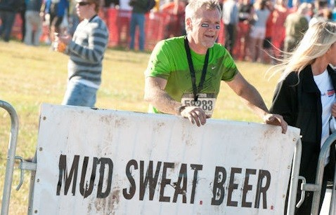 Slideshow: Warrior Dash St. Louis - JON GITCHOFF
