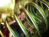 Another wild and crazy day in St. Louis, more specifically, the City Museum. - IMAGE SOURCE