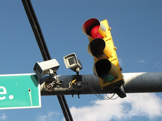 Did you pay a red light camera ticket fine? You can get a 20 percent refund. - SCHUMINWEB VIA FLICKR