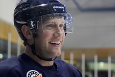 David Backes looks like that guy from that thing. - WIKIPEDIA/JOHNMAXMENA2
