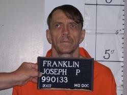 Joseph Franklin rockin the Hitler haircut.