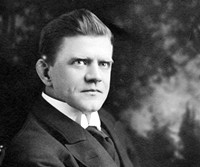 William Lemp Jr: Proof that well-defined jawlines and strong schnozes run in the family.