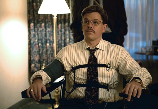 Matt Damon in The Informant!. Read Robert Wilonsky's review of the movie in this week's issue.
