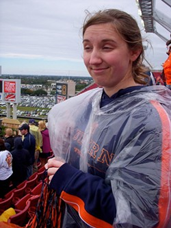 The most flattering photo of an Auburn fan. Ever. - APRIL WEEKS ON FLICKR