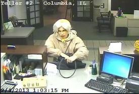Have you seen the gray-wigged robber? - VIA