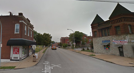 The 6200 block of Michigan Avenue. - GOOGLE MAPS