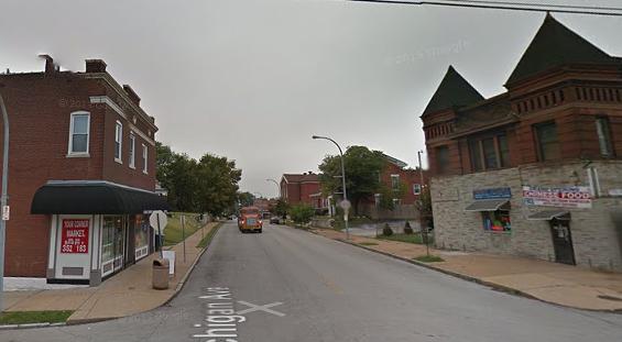 The 6200 block of Michigan Avenue. - GOOGLE MAPS