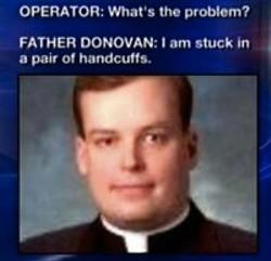 News coverage of Thomas Donovan's 911 call. - VIA NBCNEWS.COM