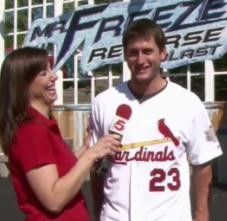 Freese! You're on cringe cam.