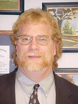 Dr. George Connor of Missouri State University - IMAGE VIA