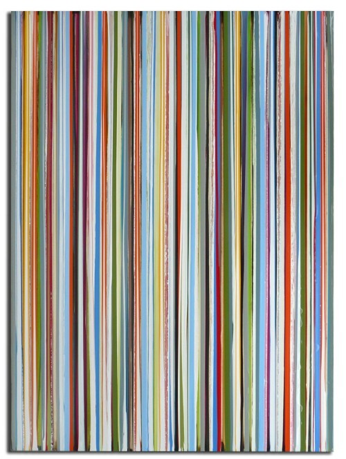 Stripes, from Bearing at Hoffman LaChance Contemporary. - MICHAEL HOFFMAN
