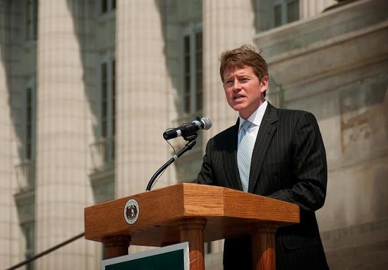 Missouri Attorney General Chris Koster. - VIA FACEBOOK