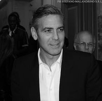 What would Clooney wear to a Cards game?