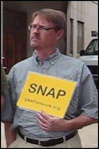 SNAP's David Clohessy