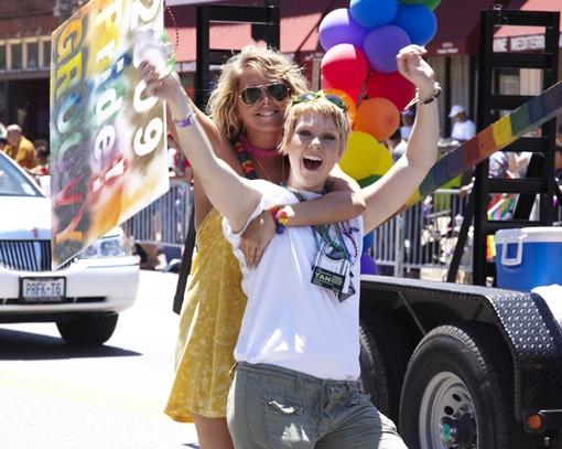 It's pride time! - STEVE TRUESDELL