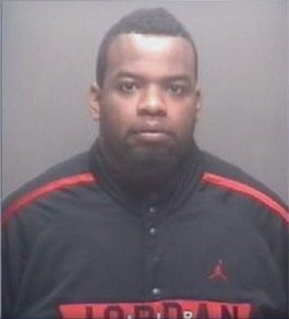 Claude Terrell after his arrest for rape in Texas. - BEST MUGSHOT EVER